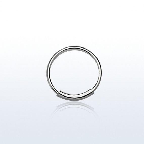 טבעת ספטום מכסף סטרלינג