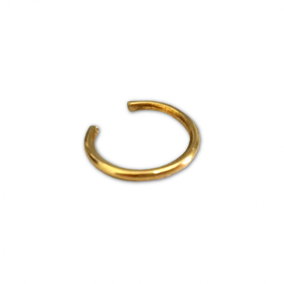 gold filled daith ring1