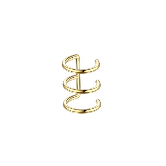 פירסינג-לאוזן-קונץ-זהב